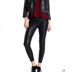 BLANKNYC Faux Leather Leggings